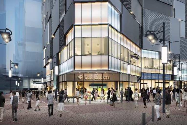 渋谷フクラスの情報(北西側周辺街路のイメージ画像)