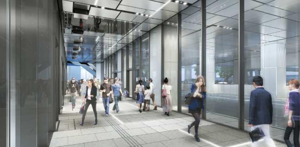 渋谷フクラスの情報(バスターミナルのイメージ画像)
