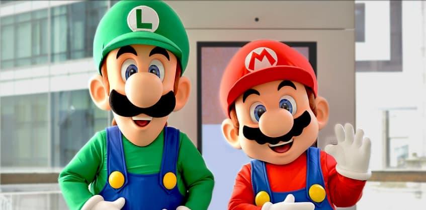 任天堂の直営オフィシャルショップ Nintendo New York 店の画像1