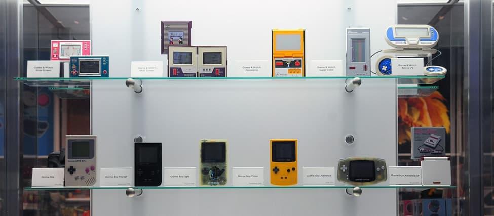 任天堂の直営オフィシャルショップ Nintendo New York 店の画像5
