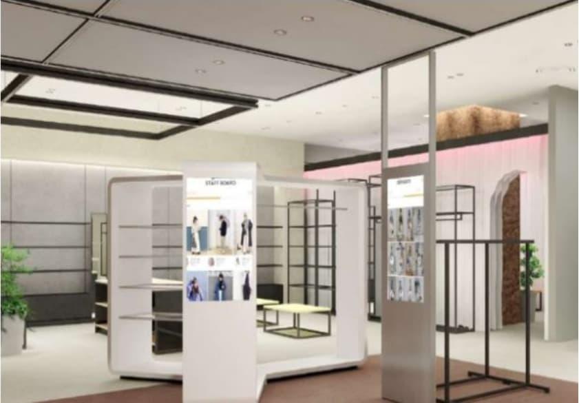 MitteN(ミッテン)府中 2階 化粧品・バッグ・雑貨・アパレル・フラワー・カフェ